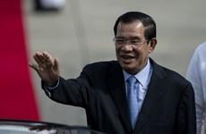 Cambodian PM Hun Sen to visit Vietnam next month