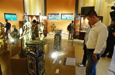 History museum opens exhibition on 15th century antiques
