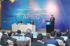 Conference looks at Vietnam's 20-year APEC membership
