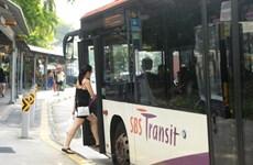 Singapore pilots on-demand public bus service