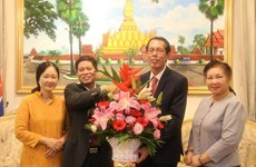 Vietnamese Embassy in Malaysia congratulates Laos on National Day