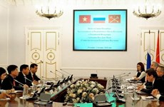 Saint Petersburg plans big for Vietnam Year in Russia