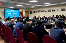 Vietnamese business association in Russia convenes congress