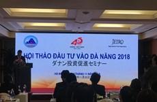 Da Nang city attracts Japanese enterprises