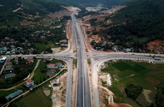 Quang Ninh to start construction on new highway in December