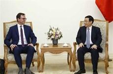 Vietnam treasures cooperation with OECD: Deputy PM