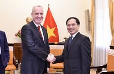 Belarusian Deputy FM: Vietnam is a special partner of Belarus