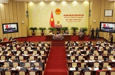 Hanoi People's Council opens seventh session