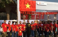 Vietnam represented at International Bazaar 2018 in India