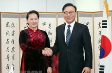 NA Chairwoman hosts Vietnam's Honorary Consul General in RoK region