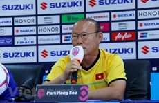 "Korean media commend coach Park's ""magic"" at AFF Cup"