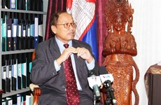 Cambodian PM's Vietnam visit to advance traditional friendship: official