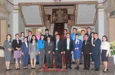HCM City values Southeast Asia-Japan youth ship visit