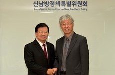 Deputy PM speaks highly of RoK's New Southern policy