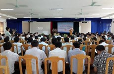 Vietnam-US joint project aids HIV/AIDS control in Thanh Hoa