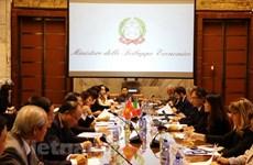 Vietnam, Italy seek effective economic cooperation