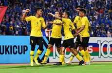 Malaysia enter Suzuki Cup's final after gripping draw with Thailand