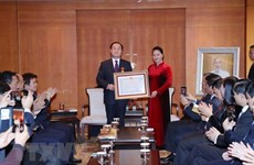 RoK professor honoured for contributions to Vietnam-RoK ties