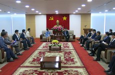 RoK businesses appreciate Binh Duong's investment climate