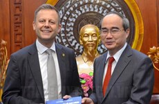 HCM City, Leipzig city of Germany seek cooperation opportunity