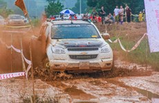 Pickup truck driving competition to run this December