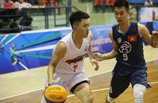 U20 Vietnam basketball team to compete in tournament in Cambodia