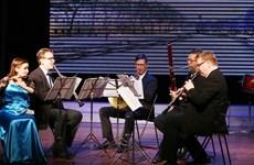 Vietnamese, Finnish artists join together in Hanoi concert
