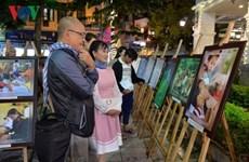 Winners of photo contest on primary healthcare in Vietnam honoured