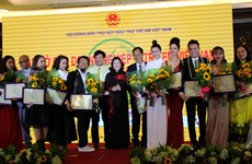 Businesses sponsor National Fund for Vietnamese Children