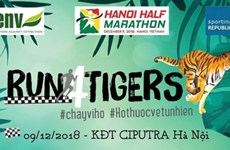 """Run for Tigers"" 2018 draws over 750 runners"