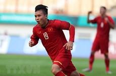 Midfielder Nguyen Quang Hai nominated Asia's best footballer award