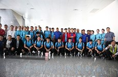 Vietnam Airlines to carry Vietnamese football team on A350-900