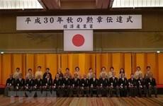 Outstanding overseas Vietnamese in Japan honoured
