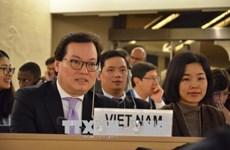 Vietnam displays int'l responsibility for ensuring human rights