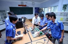 ADB-funded project to improve quality of Vietnam's vocational training
