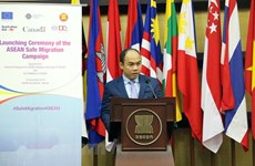 ASEAN pays attention to interests of migrant workers