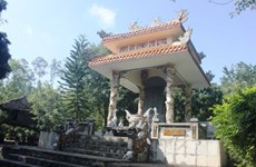 Over 25 bln VND for Trieu Tuong mausoleum excavation