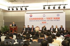 Vietnam, Cambodia boost information safety cooperation
