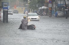 Flood relief work required in central region