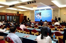 Ho Chi Minh City holds dialogue with overseas Vietnamese firms