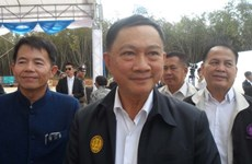 Major wind farm unveiled in Thailand's Mukdahan province