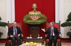 Party official: Vietnam expects more assistance from IMF