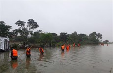 VFF extends sympathies to flood victims in central region