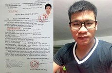 Thanh Hoa police hunt for man accused of overthrow attempt