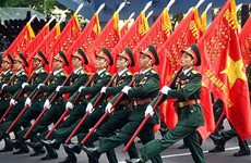 Banquet marks Vietnamese army's founding anniversary