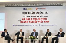 Vietnam prepares to reap benefits of US-China trade war