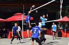 Sports exchange programme helps tighten Vietnam-Cambodia friendship