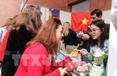 Vietnamese farm produce showcased at Ukrainian Food Expo