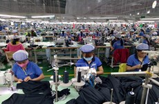 Garment-textile export turnover sees highest growth in three years