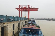 Vinalines' container shipping centre to debut